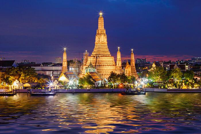 TOP PLACES TO SEE AND THINGS TO DO IN BANGKOK